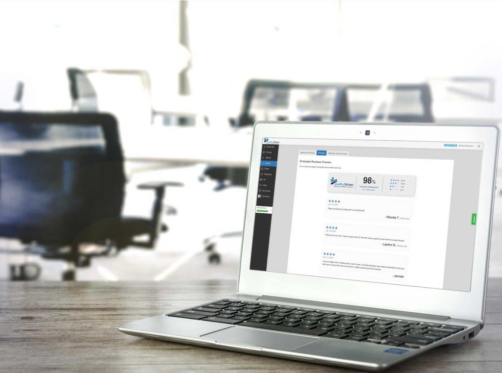 Quality Driven Software Customer Feedback Management, Review Generation Software, Customer Feedback Tool, Customer Feedback System