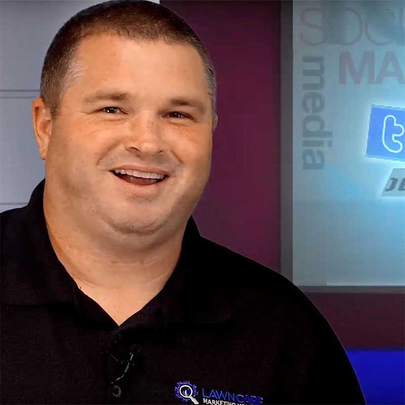 Brian Stearman Lawn Care Marketing Mechanic